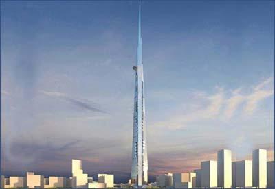 Saudijska Arabija D Eda Kingdom Tower