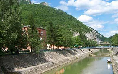 Ovčar Banja - Informacije - Turizam - Slike - Mapa