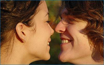 Final, Poljubac u vrat really pleases