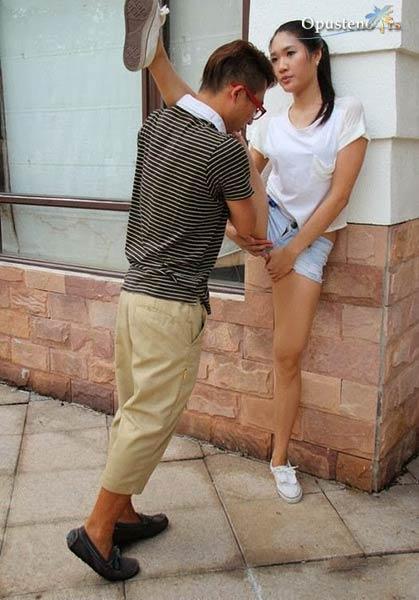 gole dame fotografije