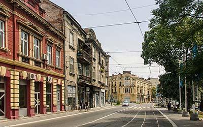 Milesevska Ulica Beograd